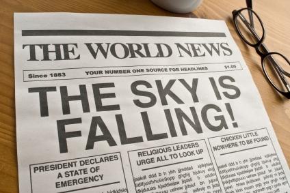 Sky is Falling - News